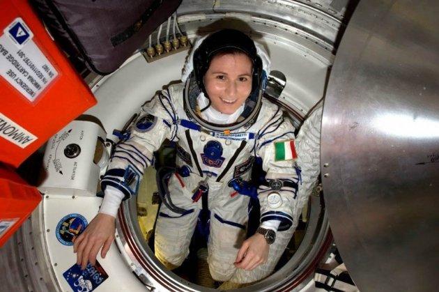 Командувати на Міжнародній космічній станції вперше буде жінка з Європи