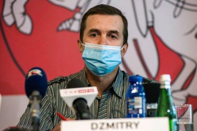 Батько Протасевича заявив, що ексредактора Nexta перевели в СІЗО КДБ