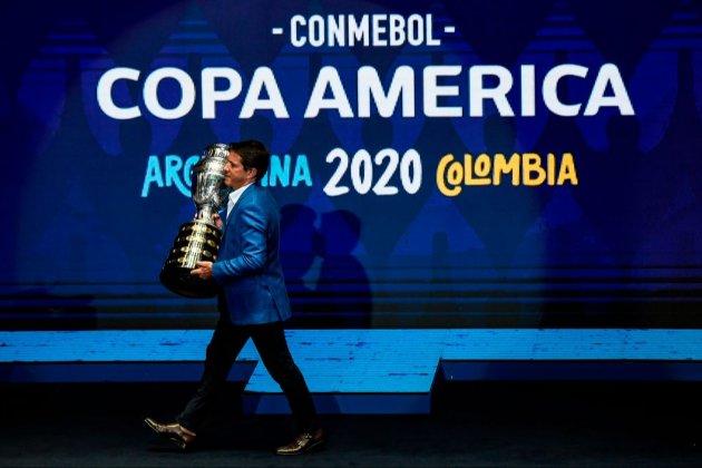 Футбольний Кубок Америки змінив країну-хазяйку усього за два тижні до старту