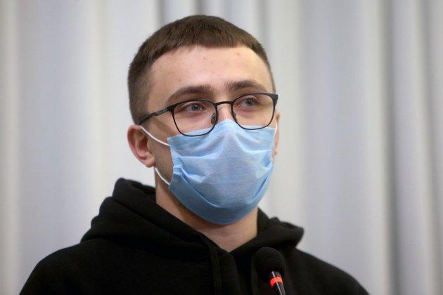 Апеляційний суд виправдав Сергія Стерненка за статтею про розбій. Йому загрожували сім років в'язниці