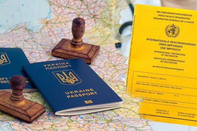 Сім країн ЄС вже видають «паспорти вакцинації»