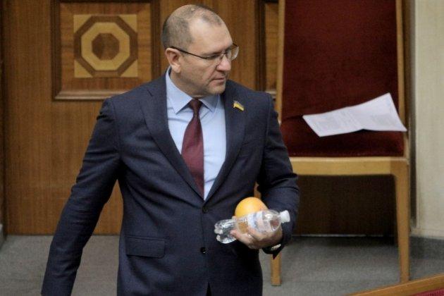 Нардепа Євгена Шевченка, який підтримує режим Лукашенка, офіційно виключили зі «Слуги народу»