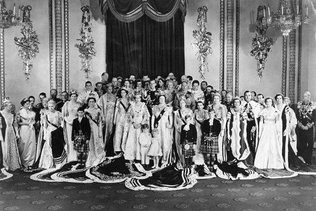 Фотоісторія. 2 червня 1953 року відбулась церемонія коронації Єлизавети ІІ