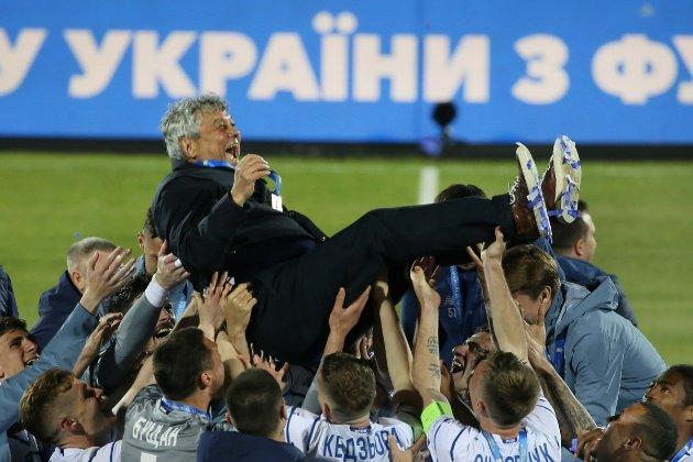 Мірча Луческу продовжив контракт з «Динамо» до літа 2023 року