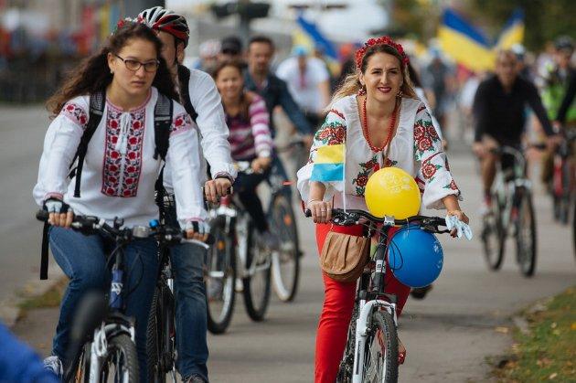 Фотоісторія. Сьогодні — Всесвітній день велосипеда