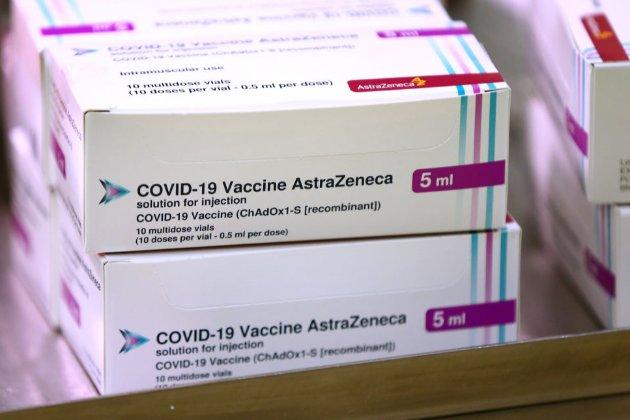 В Україну прибула нова партія вакцини AstraZeneca