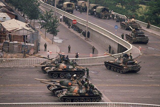 Фотоісторія. 4 червня 1989 року китайська влада жорстко розігнала протести на площі Тяньаньмень