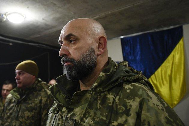 Ексзаступника секретаря РНБО Кривоноса звільнили з лав ЗСУ