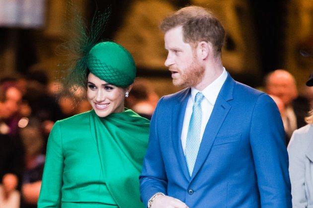 У принца Гаррі та Меган народилась донька