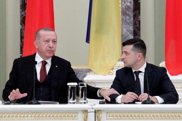 Ердоган скаржився Зеленському на погрози з боку Путіна — ЗМІ