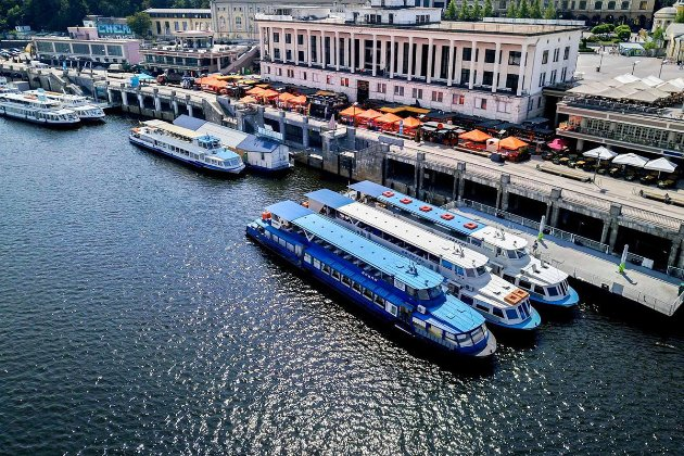 Фотоісторія. 74 роки тому відновили судноплавство усім Дніпром
