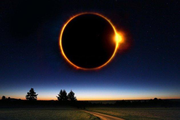 Сьогодні у світі спостерігатимуть «вогняне кільце» сонячного затемнення
