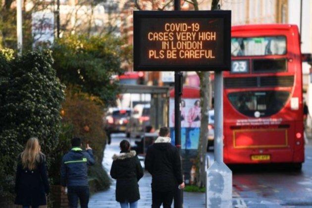 У Британії зафіксували найбільшу з лютого кількість нових випадків COVID