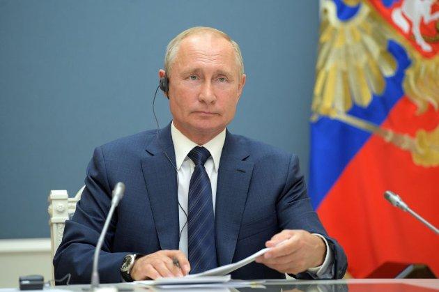 Путін розповів, чого чекає від перемовин із Байденом