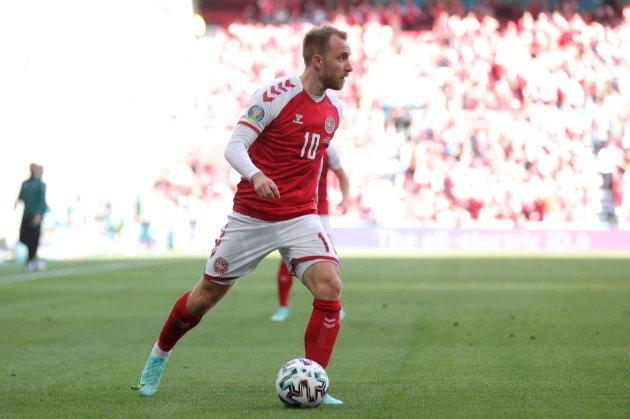 У данського футболіста під час гри була зупинка серця — лікар