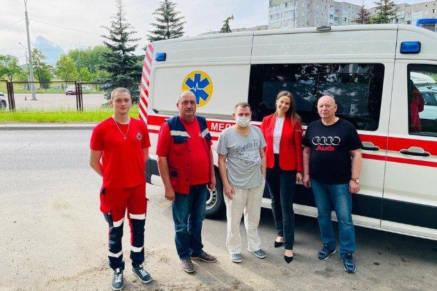 Закрите небо. Україна повернула п'ятьох пацієнтів, які лікувалися у Білорусі
