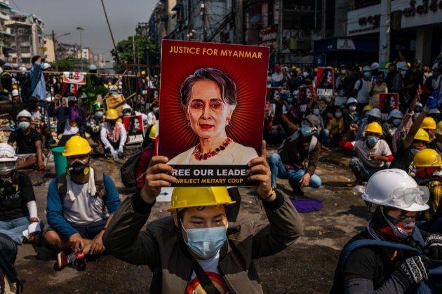 У М'янмі судитимуть лідера Аун Сан Су Чжі