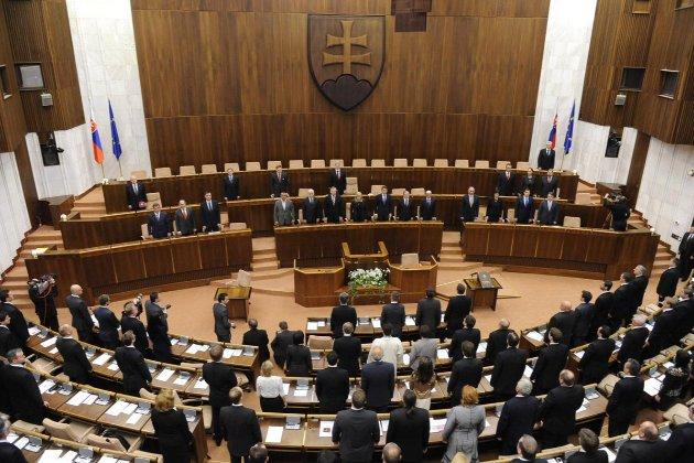 Рейтинг правлячої партії Словаччини впав до 8,2% після скандалів з російською вакциною