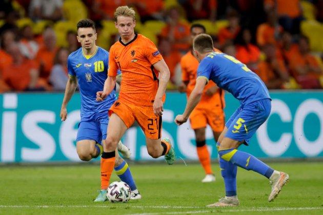 Україна програла у першій грі на Євро-2020 Нідерландам — 2:3