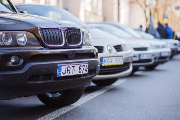 В Україні діятимуть нові правила пільгового розмитнення «євроблях»
