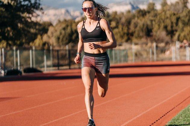 Американську бігунку дискваліфікували на чотири роки за допінг. Вона звинувачує буріто, що з'їла