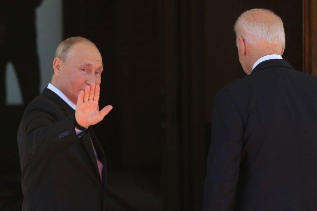 Путін про вступ України до НАТО: тут нема чого обговорювати