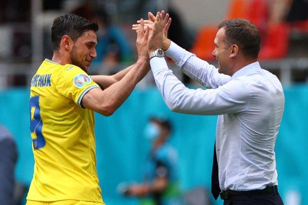 Як Україна перемагала македонців на Євро. Емоційний фоторепортаж