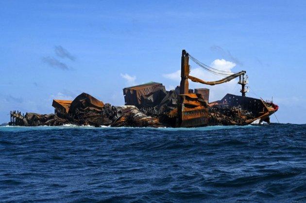 Загроза для екології. Біля Шрі-Ланки затонув танкер з 25 т хімікатів на борту