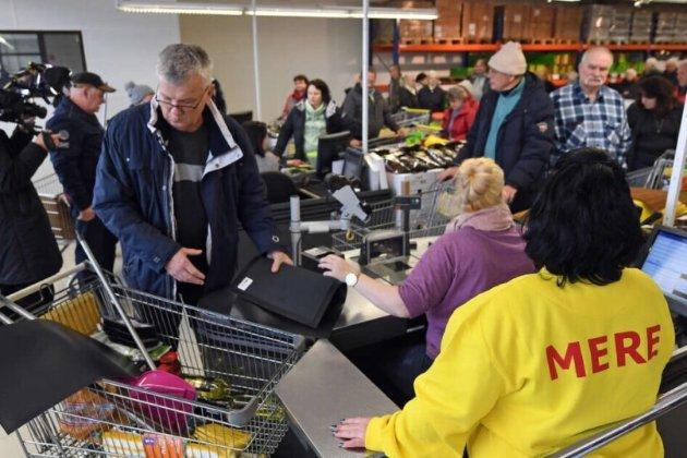 Данілов заявив, що російська мережа магазинів не працюватиме в Україні