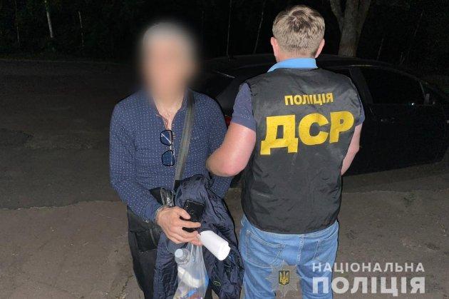 У Києві затримали кримінального авторитета, якого вже тричі депортували з України