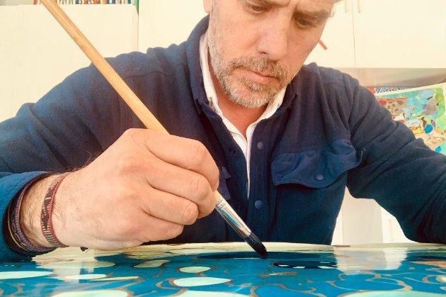 Син Джо Байдена Хантер зайнявся кар'єрою художника