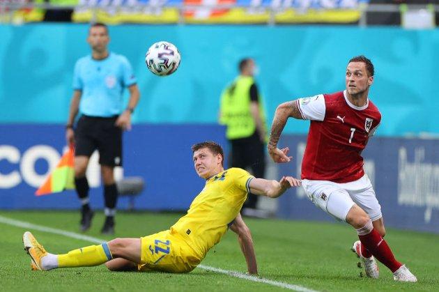 Україна програла Австрії вирішальний матч в групі на Євро. Але шанси на плей-офф ще є