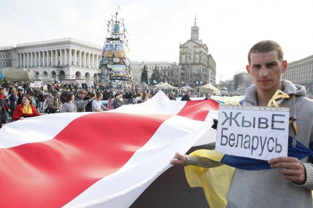 У Білорусі хочуть зарахувати гасло «Жыве Беларусь» до переліку нацистської символіки