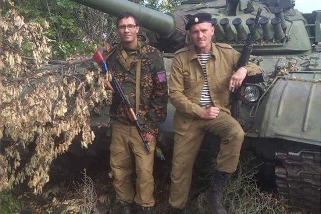 Чех, якого засудили за участь у війні на Донбасі, вибачився перед Україною