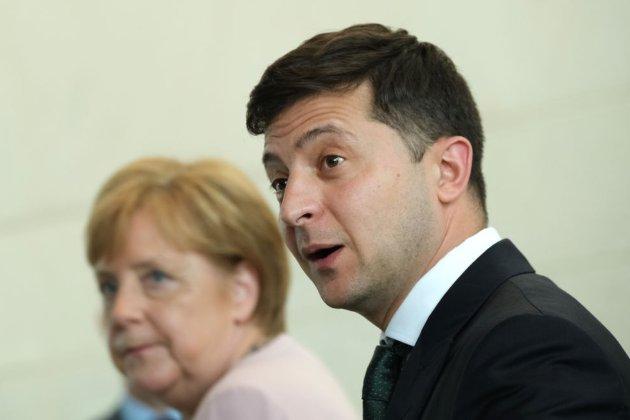 Меркель поговорила з Зеленським і Путіним з нагоди 80-річчя нападу Гітлера на СРСР