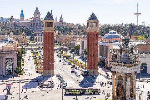 Новий додаток допомагає пішоходам Барселони прокласти маршрут, уникаючи сонця