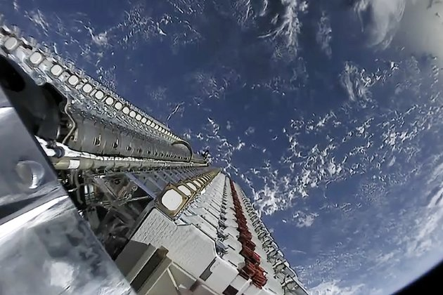 SpaceX планує до вересня покрити всю планету інтернетом Starlink