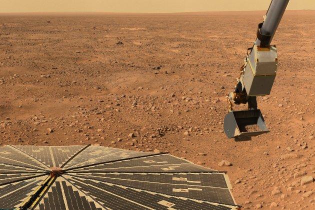 Китай планує запустити місію на Марс у 2033 році та побудувати там базу