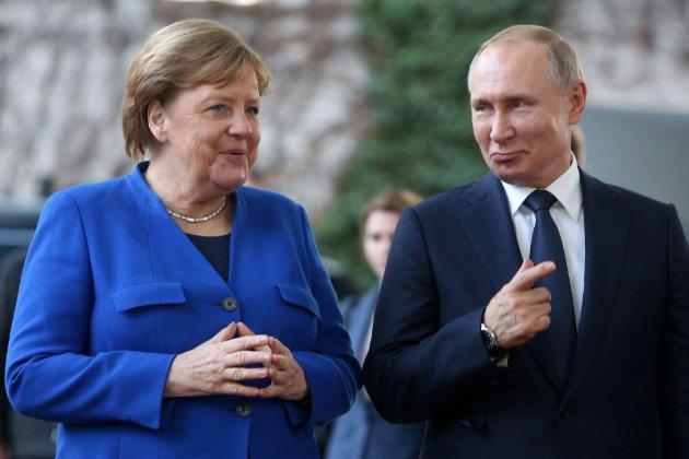 Лідери ЄС не підтримали пропозицію Меркель про «прямий контакт» із Путіним
