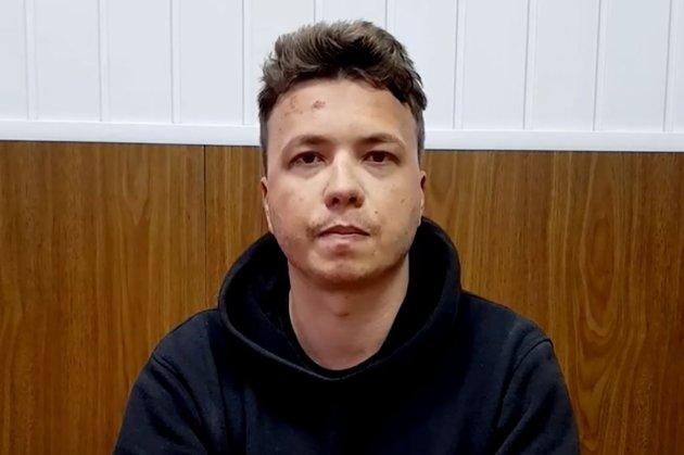 Затриманих у Мінську Протасевича і Сапегу перевели під домашній арешт