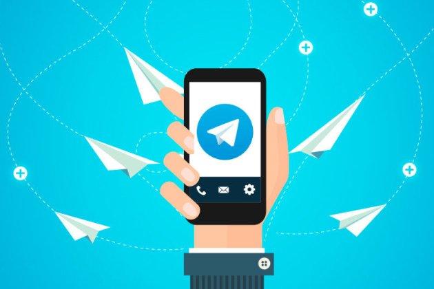 Telegram додав нові опції. Тепер можна вмикати камеру та демонструвати екран у голосових чатах груп