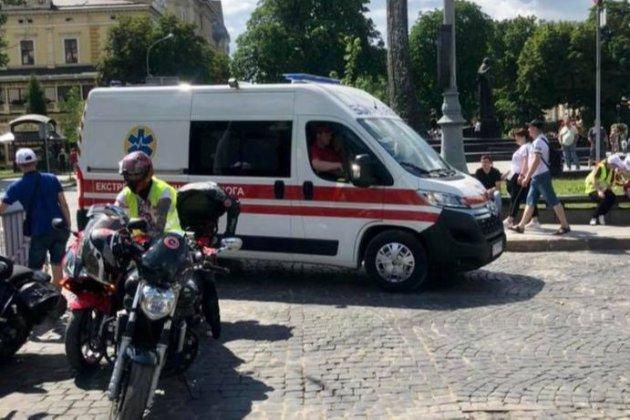 У Львові на півмарафоні помер 23-річний хлопець — він не добіг 200 метрів