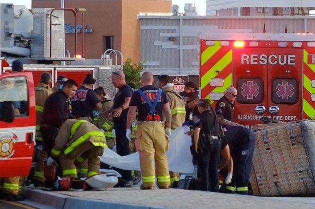 У США посеред вулиці розбилася повітряна куля, чотири людини загинули, одна в критичному стані