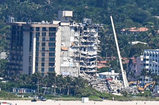 В Маямі кількість жертв під час обвалу будинку зросла до 9