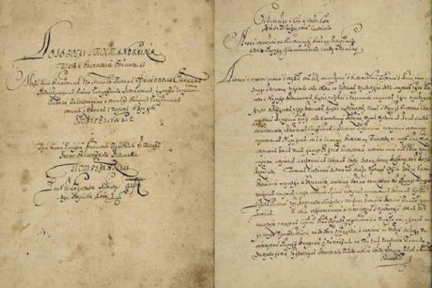 Швеція подарувала Україні три копії Конституції Пилипа Орлика. Оригінал привезуть на День Незалежності