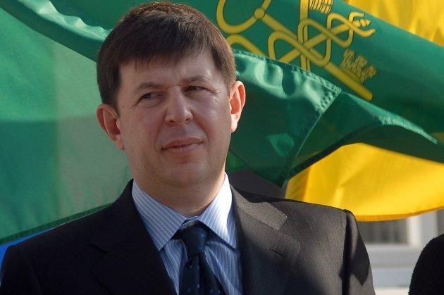 Підозрюваний у держзраді Тарас Козак орендував житло у Білорусі. І витратив на це мільйон