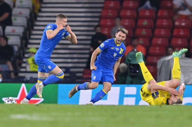 Ми — у чвертьфіналі Євро! Україна на останній хвилині  додаткового часу вирвала перемогу у Швеції