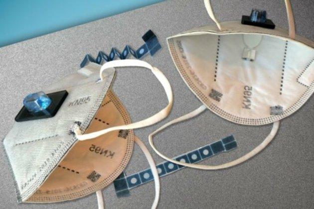 Дослідники з США розробили маску, яка може визначати коронавірус за 90 хвилин