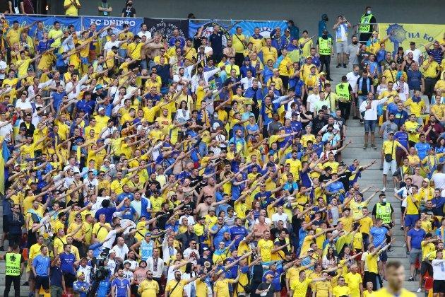 Італія нагадала, що українські вболівальники не зможуть відвідати матч Євро-2020 у Римі