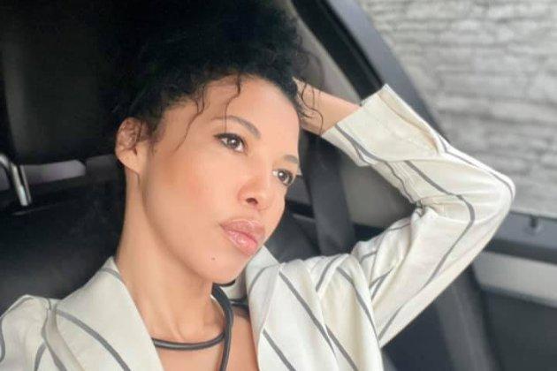 Телеведуча Кароліна Ашіон звинуватила міністра культури Ткаченка в расизмі. Він заперечив